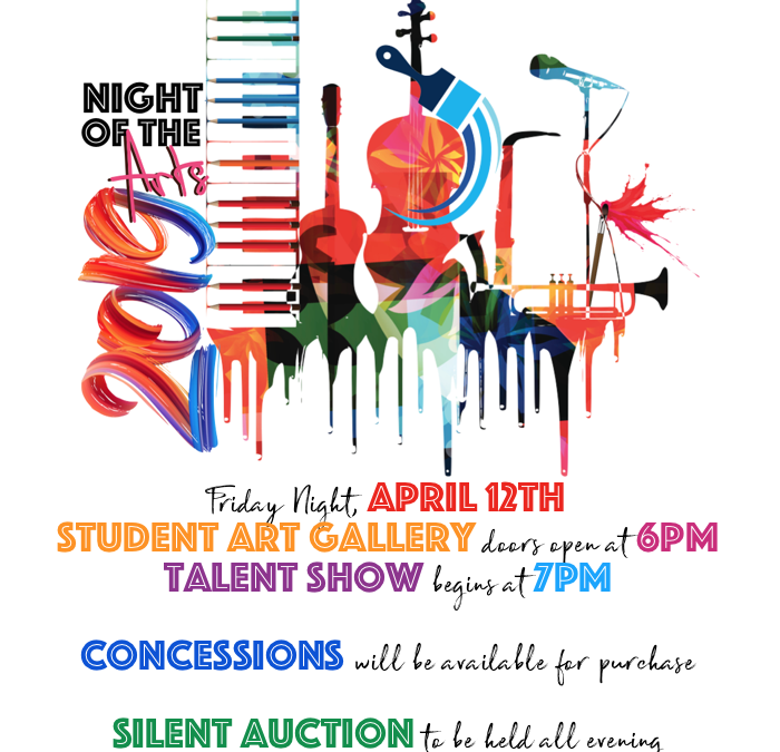 Night of the Arts Program